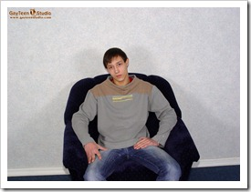 Boy model Nicolay from GTS