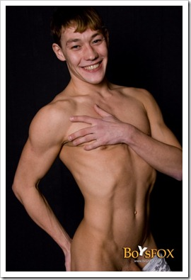 Teenboy model from BoyFox 2