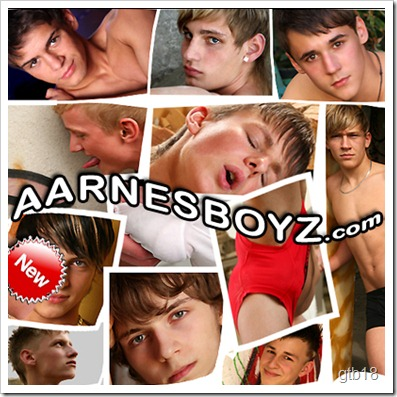 New GayTeenBoys Site - Aarnesboyz