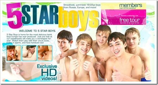 5 star boys