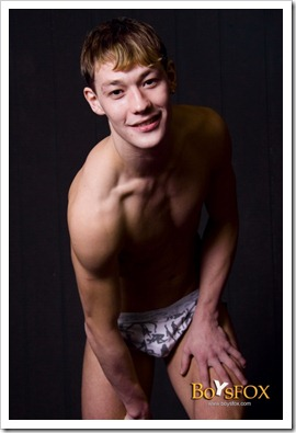 Teenboy model from BoyFox 7