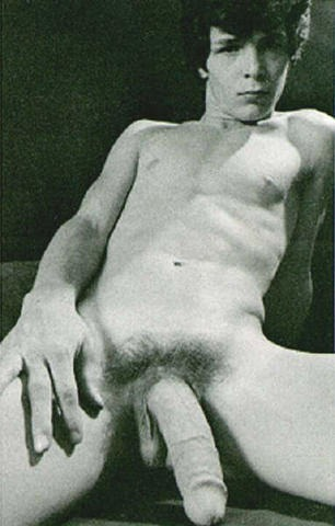 Vintage Gay Boys With Big Cock