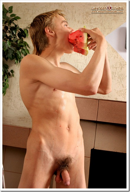Gleb_and_watermelon_so_sweet (3)