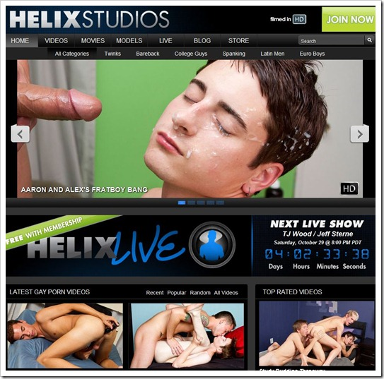 Helix Studios is premium gay