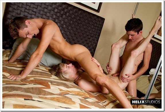 Three Horny Gay Teen Boys 18+ 008