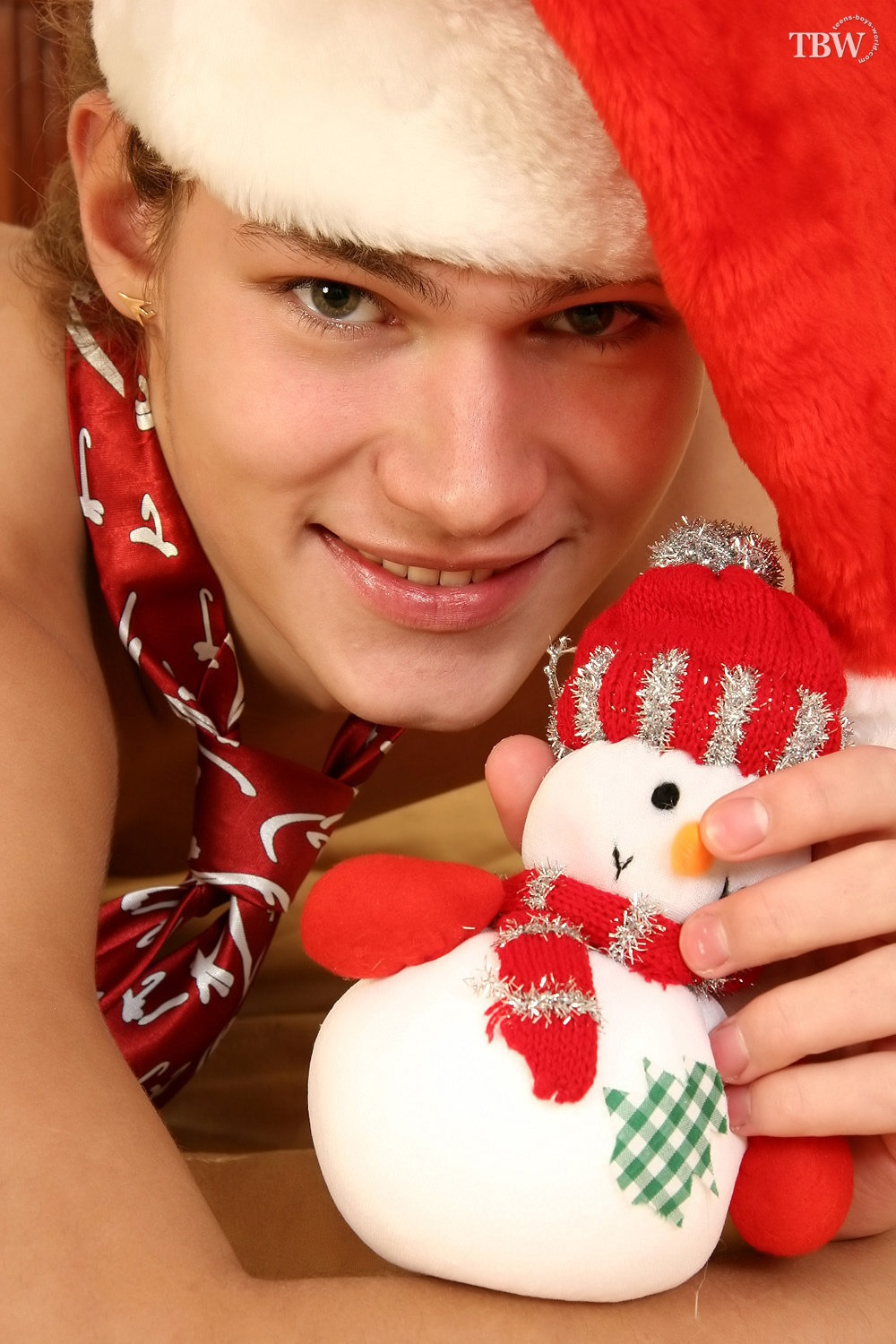 Happy Holidays from Gay Teen Boys 18 and TBW