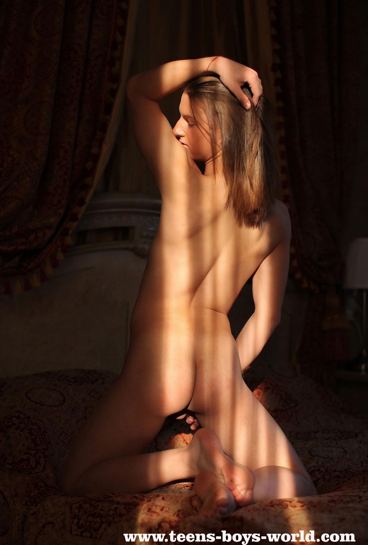 A boy humps a boy naked