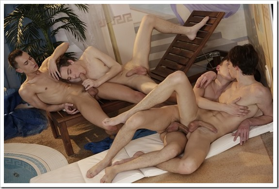 Group sex twinks — pic 8