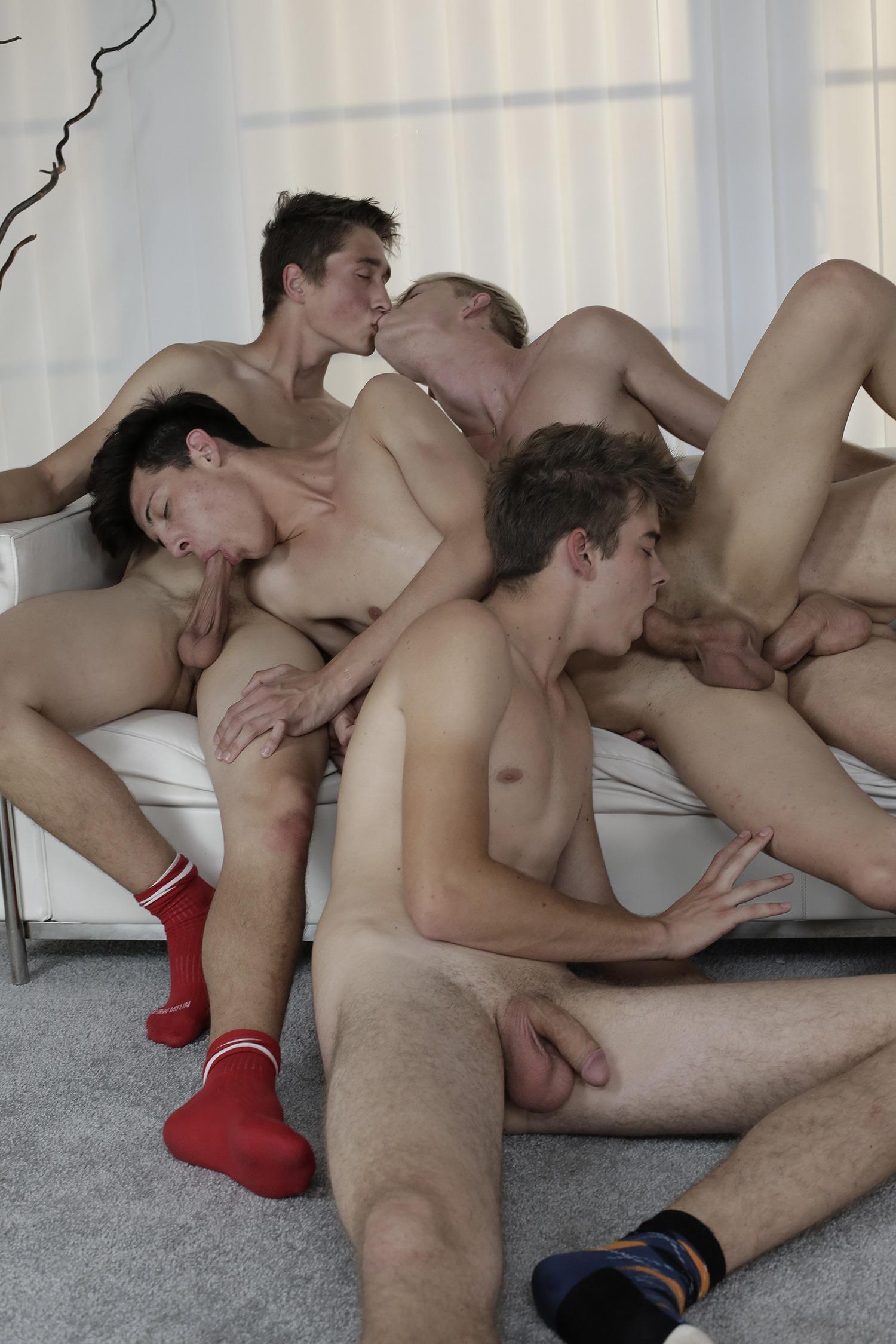 gay vesoul gang bang minet
