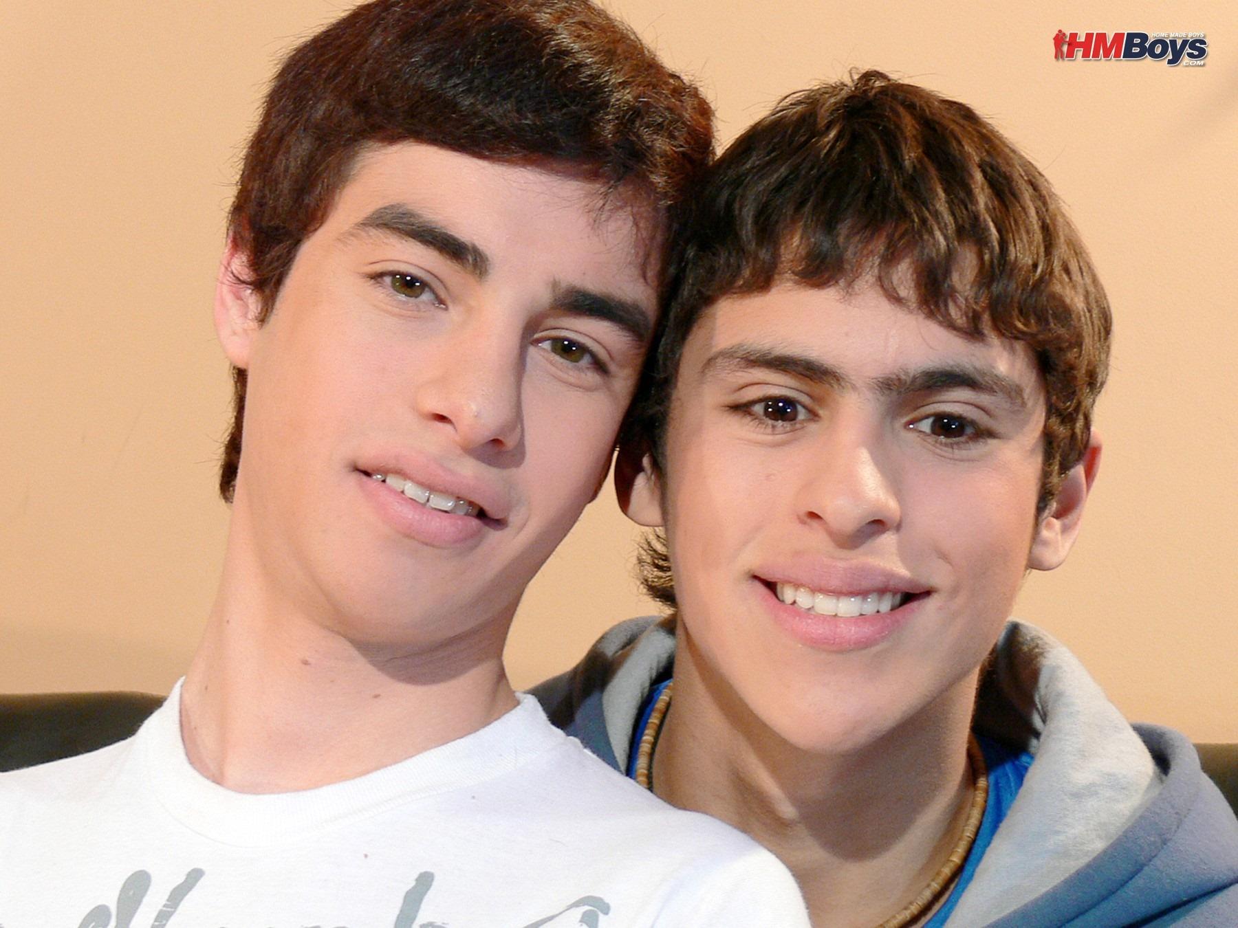 Free gay videos adrian and julian gay kissing